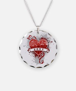 Love Zoey Necklace
