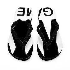 GAME OVER Flip Flops