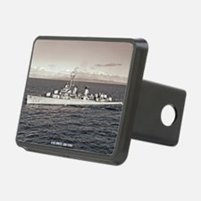 uss owen framed panel prin Hitch Cover