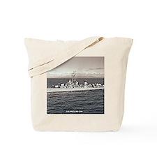 uss owen framed panel print Tote Bag
