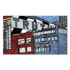 Large Truth Decal