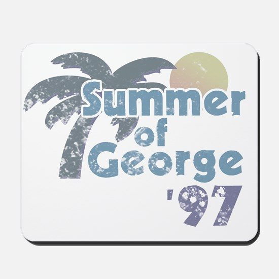 Summer of George Mousepad