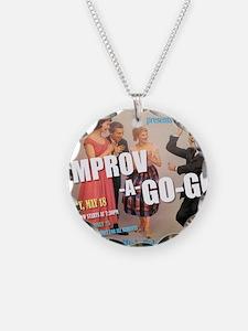 Improv A Go Go - G show HAT  Necklace