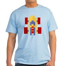 80s Videogame Car T-Shirt
