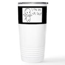 Cthulhu Can Has Ur Soul? Ceramic Travel Mug