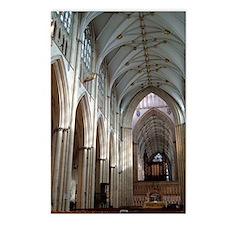 York Minster Postcards (Package of 8)