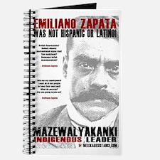Emiliano Zapata: Indigenous Leader Journal