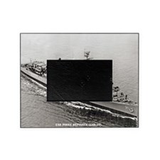 uss point defiance calendar Picture Frame