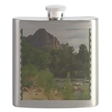 Zion National Park Flask