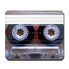 Cassette Music Tape Mousepad