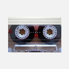 Cassette Music Tape Rectangle Magnet