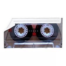 Cassette Music Tape Beach Towel