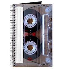Cassette Music Tape Journal