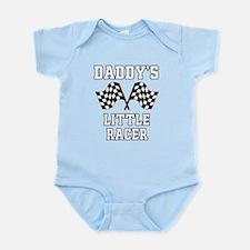 Daddys Little Racer Car Racing Body Suit