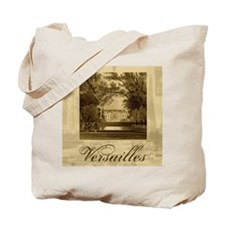Vintage Versailles Tote Bag