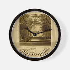 Vintage Versailles Wall Clock