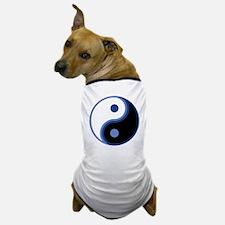 Yin Yang, Blue Dog T-Shirt