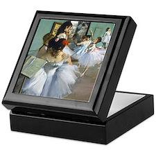 Jewelry Degas DClass Keepsake Box
