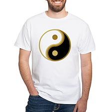 Yin Yang, Gold Shirt