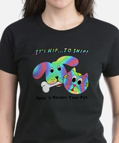 HIP TO SNIP - 8 x 10 Apparel Tee
