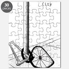NYC Bike L Puzzle
