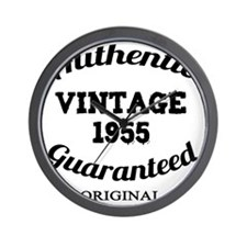 Authentic Vintage 1955 Wall Clock