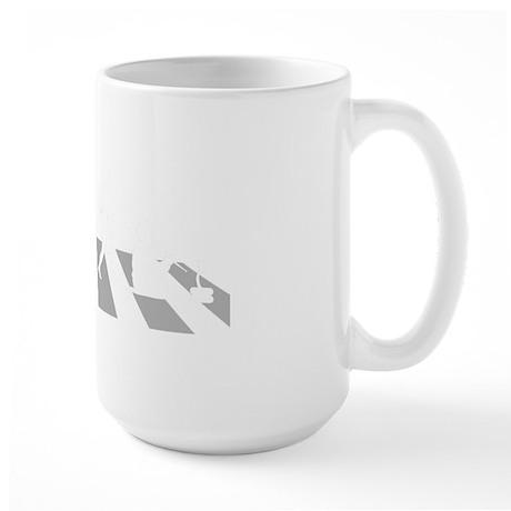 Snake-Charmer-A Large Mug