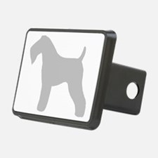 kerryblueterriergrey Hitch Cover