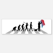 Airbrushing Sticker (Bumper)