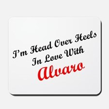 In Love with Alvaro Mousepad
