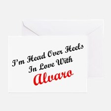 In Love with Alvaro Greeting Cards (Pk of 10)