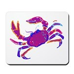Cancer Crab Art Mousepad