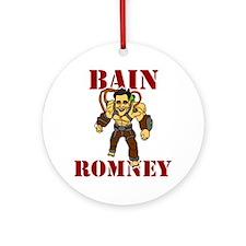 Bain Romney Round Ornament
