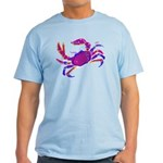 Cancer Crab Art Light T-Shirt