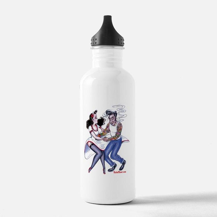 Rebel Beat Water Bottle