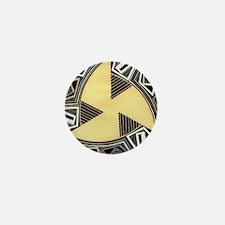 MIMBRES FAN BOWL DESIGN Mini Button