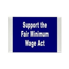 minimum wage act... Magnets