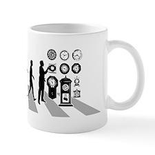 Clock-Collecting-B Mug