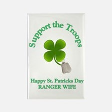 ranger wife Rectangle Magnet