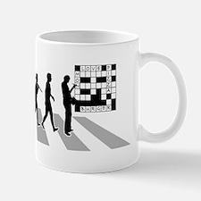 Crossword-Puzzle-B Mug