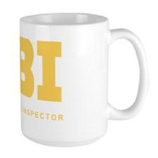 Female Body Inspector Mug