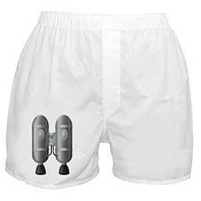 Jet pack Boxer Shorts