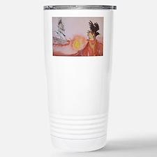 The Dark Tower Watercolor Paint Travel Mug