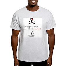 We Speak Rum T-Shirt