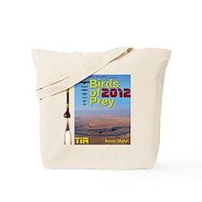 Birds of Prey 2012 Tote Bag