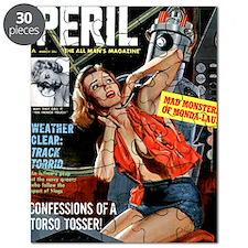 PERIL, March 1962 Puzzle