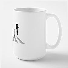 Rocketman-B Large Mug