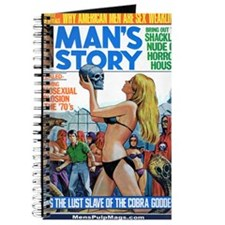 MANS STORY, April 1970 Journal
