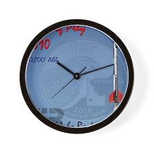 Birds of Prey 2010 Wall Clock