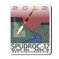 SpudRoc-17 2012 Mousepad